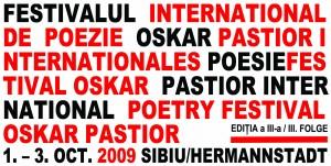 2009_Oskar Pastior Poetry Festival(2)
